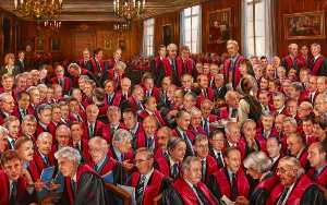 Jane Allison - The Court of Examiners, 2000