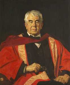Maurice Greiffenhagen - William Welsford Ward, Master (1896), Treasurer (1918–1932)