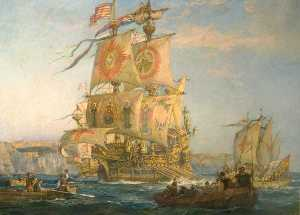 Bernard Finnigan Gribble - The Return of the Argosy Galleons