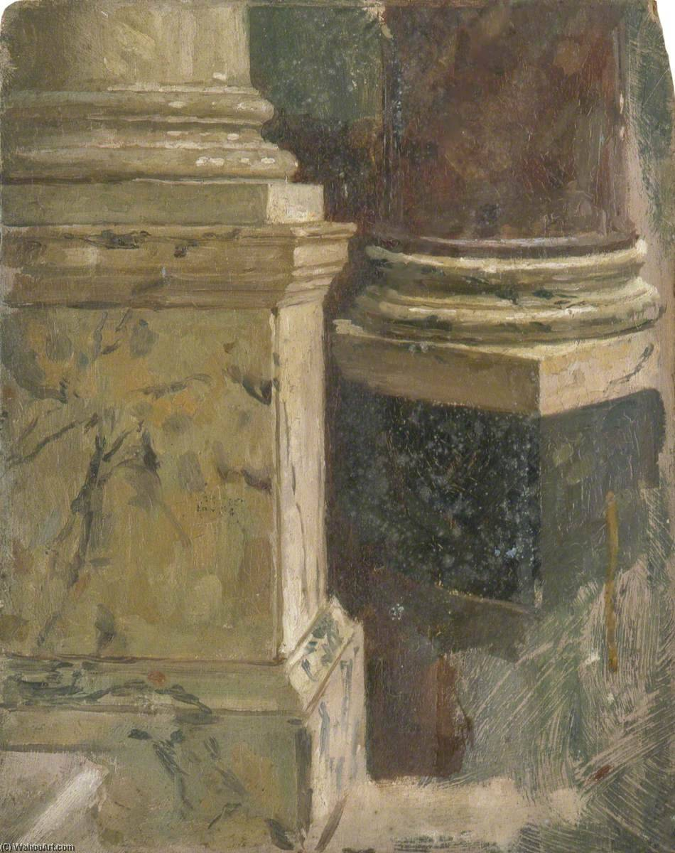 Pillars by Gunning King | Famous Paintings Reproductions | WahooArt.com