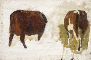 Gunning King - Cows from behind