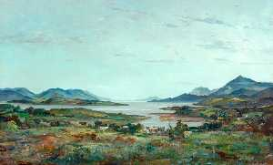 Charles Ernest Cundall - Bantry Bay, County Cork