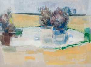 Order Art Reproductions | Hoad`s Pond by William Townsend | WahooArt.com