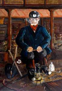 Jimmy Floyd - The Miner, Last Smoke before Descent