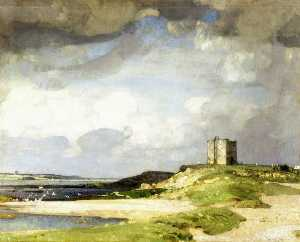 John Alfred Arnesby Brown - The Watch Tower