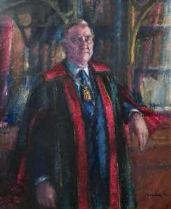 Anne H Mackintosh - Mr James McArthur, President of the Royal College of Physicians and Surgeons of Glasgow (1988–1990)