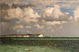 Norman Wilkinson - The Needles, Isle of Wight