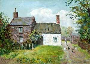Harold Hopps - Rose Cottage, Gayton, Wirral
