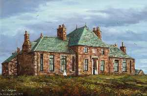Ivor M Mackay - The Lewis Hospital (1896–1992)