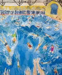 Emily Learmont - Drumsheugh Swimming Pool