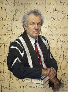 Keith Breeden - Professor Keith Robbins (b.1940), Senior Vice Chancellor (1995–2001)