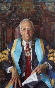 Keith Breeden - Professor Sir John Temple, FRCSEd (1969), PRCSEd (2000–2003)