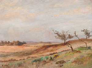 Robert Lillie - On the Moor, Milngavie