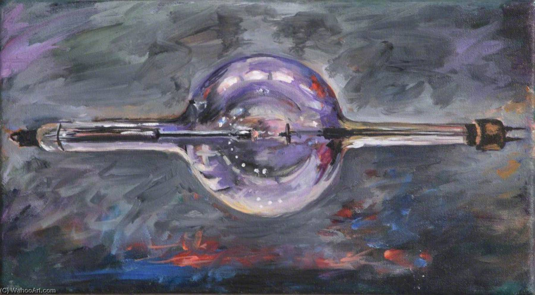 Coolidge Tube, 2009 by Tess Barnes | Painting Copy | WahooArt.com