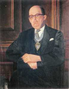William Patrick Roberts - Sidney James Barton (1909–1986), Chairman of London County Council (1959–1960)