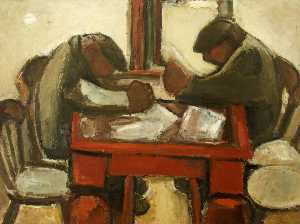 Will Roberts - Reading Room