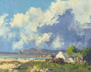 George K Gillespie - On the Mayo Coast