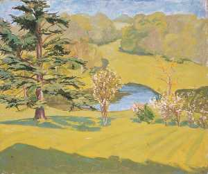 Winston Spencer Churchill - The Lakes at Chartwell