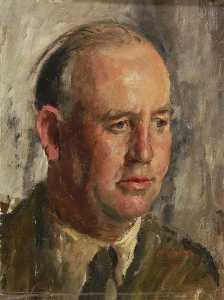 Henry Marvell Carr - Edward Ardizzone (1900–1979), Official War Artist