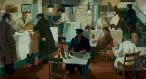 Cliff Rowe - The Fried Fish Shop