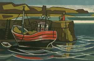 Cliff Rowe - Fishing Boat