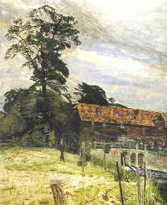 Carel Victor Morlais Weight - Overy Mill