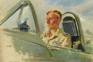Frank Wootton - Squadron Leader 'Gatty' May