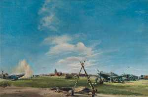Frank Wootton - Mustangs, St Omer, 35 Wing