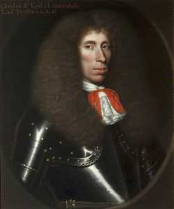 David Scougall - Charles Maitland (c.1620–1691), 3rd Earl of Lauderdale