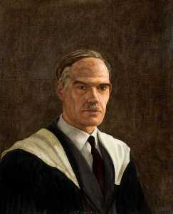 David Atack - Arthur Joel Hopkins, MA, Headmaster (1950–1967)