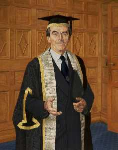 David Atack - Professor R. F. Boucher, Principal and Vice Chancellor (1995–2000)