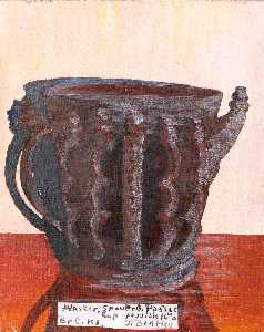 James Bentley - Waster, Spouted Posset Cup, Possibly Sixteenth Century