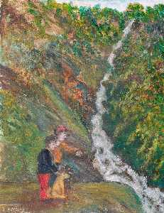 James Bentley - Aber Falls