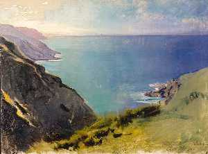 Abbott Handerson Thayer - Cornish Headlands