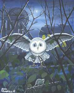 Paul Schofield - Barn Owl