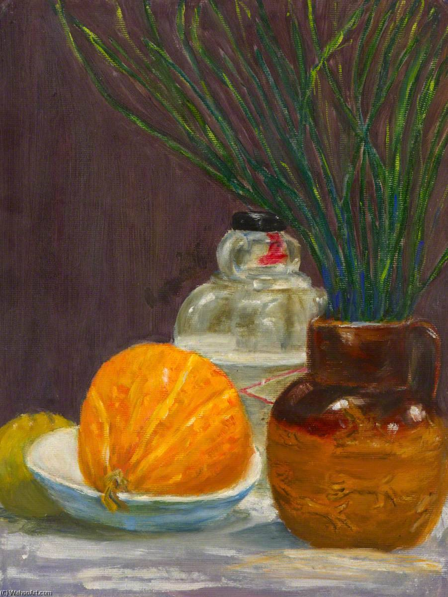 Still Life by Myfanwy Baker | Painting Copy | WahooArt.com
