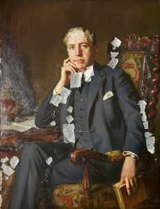 George Hall Neale - William Hulme Lever (1888–1949), 2nd Viscount Leverhulme