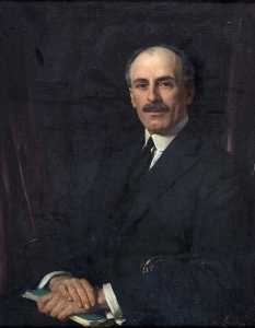 Samuel Henry William Llewellyn - Sir Evan Williams (1871–1959)