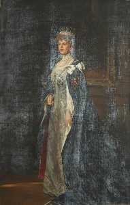 Samuel Henry William Llewellyn - Mary (1867–1953), Queen Consort of George V