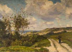 Herbert Edwin Pelham Hughes Stanton - The Road to the Sea