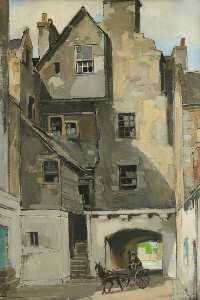 John Guthrie Spence Smith - Bakehouse Close