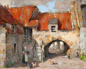 John Guthrie Spence Smith - Nungate, Haddington