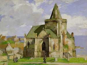 John Guthrie Spence Smith - St Monance Kirk