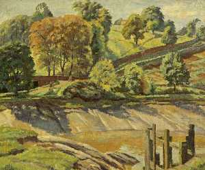 Donald Ewart Milner - Rownham Hill, Bower Ashton