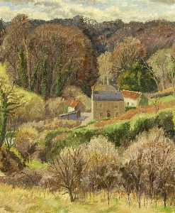 Donald Ewart Milner - Tortworth Woods