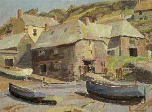 Donald Ewart Milner - The Slipway