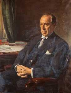 Oswald Hornby Joseph Birley - Sir John Anderson (1882–1958), Viscount Waverley, Administrator and Politician