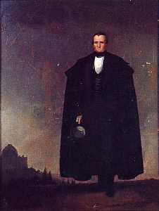 George Cale - John Cummings Edwards (1806 1888), (painting)