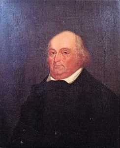 George Cale - Capt. William Johnson, (painting)