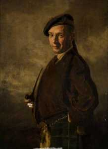 James Mcbey - Sir Harry Lauder (1870–1950)